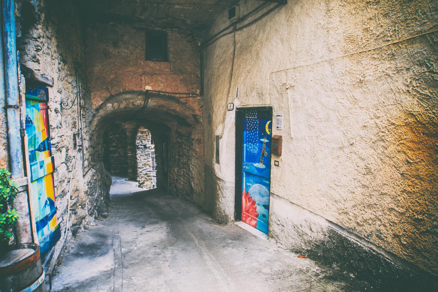 Porte di Valloria