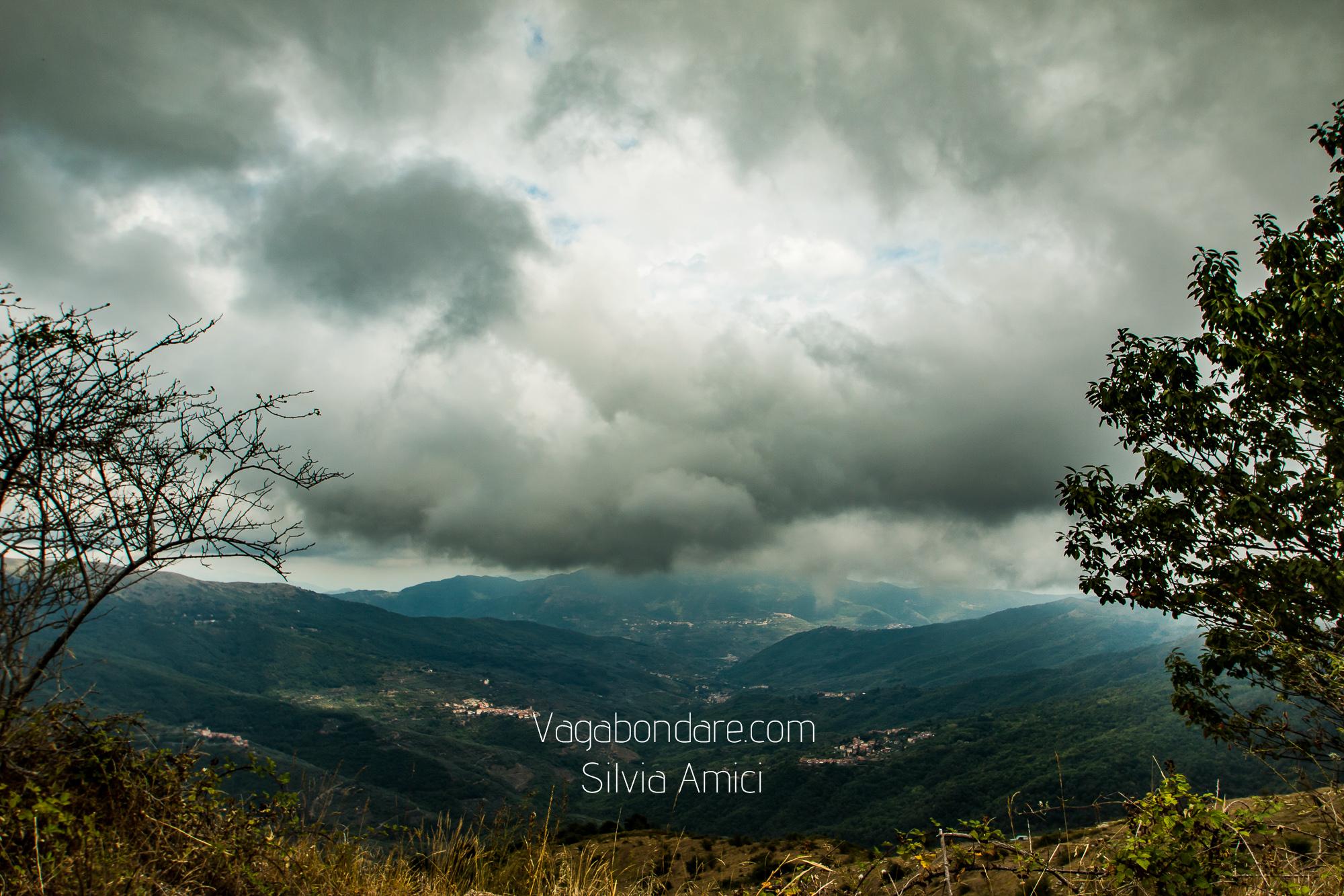 Fotografia sulle montagne liguri